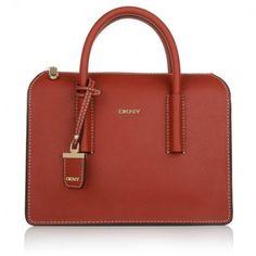 9ae5daf106509 Dkny Tasche – Bryant Park Saffiano Leather Tote Red – in rot – Henkeltasche  für Damen. Lena Pohlmann · Handtasche