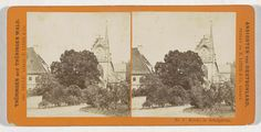H. Selle & E. Linde & Co | Kirche in Schulpforta, H. Selle & E. Linde & Co, H. Selle, 1860 - 1890 |