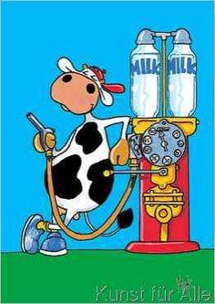 Jacques Bossé Dit Yack - Milk Station