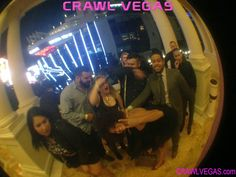 #CrawlVegas has the#BestVegasCrawl around! Check out all the best clubs and bars!