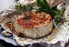 Grilovaný hermelín / Grilled cheese
