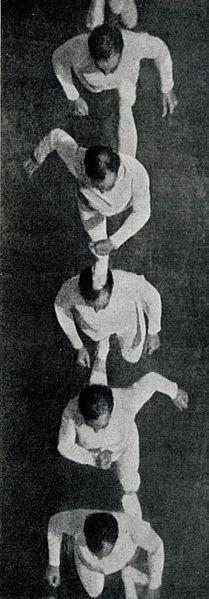 Antes de Muybridge: Pioneros Siglo diecinueve Photography Movimiento por científico francés Étienne-Jules Marey - cerebro Cosechas