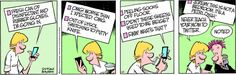 I LOVE this comic strip.....it's like they are peeking into my life to write it.