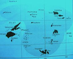 Tongan Maritime Empire in the days of the 11th Tu'i Tonga, son of Momo, around 1200.