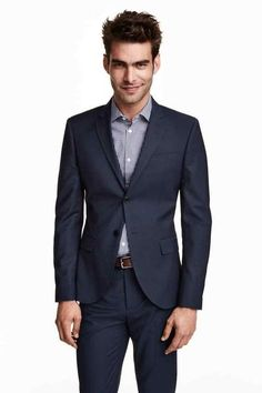 Casaco Slim fit #covetme