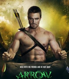 Arrow, Serie Tv.