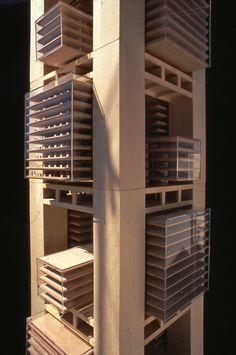 Alberto Campo Baeza · Torre Telefónica · Divisare