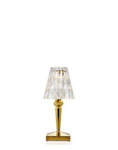 BATTERY Tischlampe