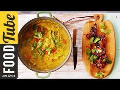 Jamie's Quick Thai Chicken Curry - YouTube