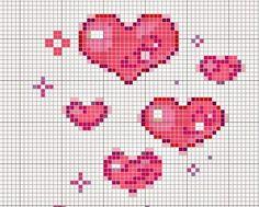 ru / Foto n º 81 - 1 - irisha-ira Cross Stitch Letters, Cross Stitch Heart, Cross Stitch Cards, Beaded Cross Stitch, Cross Stitch Embroidery, Cat Cross Stitches, Cross Stitching, Loom Patterns, Stitch Patterns