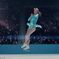 """'I, Tonya' movie: Margot Robbie debuts as Tonya Harding in teaser. Margot Robbie channels former ice skating star Tonya Harding in a first teaser for """"I, Tonya. Tonya Harding, Margot Robbie, Ice Skating, Figure Skating, Movies Showing, Movies And Tv Shows, New Movies, Good Movies, Coming Soon To Theaters"""