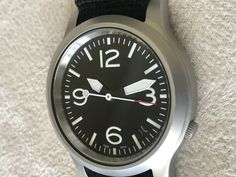 Seiko SNK809K2 Automatic Mens Watch Modified Tactical Dial