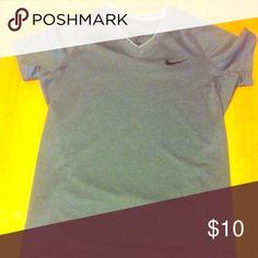 Nike dri fit combat shirt Like new; worn once Nike Tops Tees - Short Sleeve
