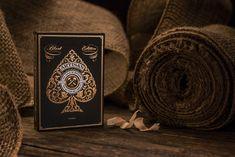 The Dieline's Top 20 Playing CardDecks - The Dieline - Artisan Black