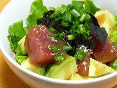 スパイシー☆まぐろアボカド丼 by ton*さん | レシピブログ - 料理ブログのレシピ満載!