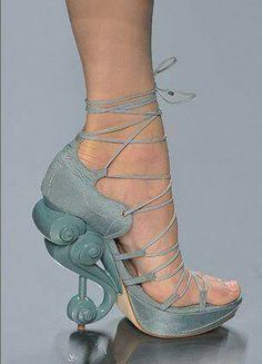 Art Shoes, Shoe Art, Christian Dior Shoes, Ugly Shoes, Shoes Heels, Crazy  Shoes, Awesome Shoes, Cowboy Boot, Aquamarines