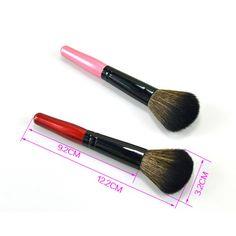 Professional Makeup Cosmetic Brushes Eyeshadow Powder Foundation Brush Set Eyeliner Brushes Make up Brush 1PCS #Affiliate