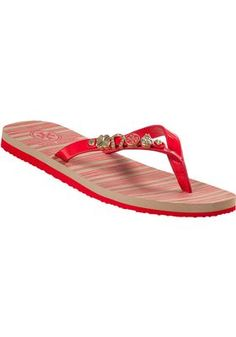 b631dfe657 Tory Burch - Kiley Flip Flop Ruby Red Leather- Jildor Shoes Tory Burch  Sandals,
