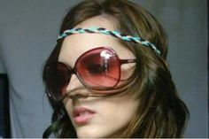 HEADBAND  HIPPIE COLOR TRANÇADO - R$15.90