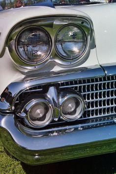 1958 Chevrolet Impala. Photography by David E. Nelson