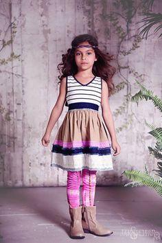 Follow Your Heart Dress Jak and Peppar spring 2015