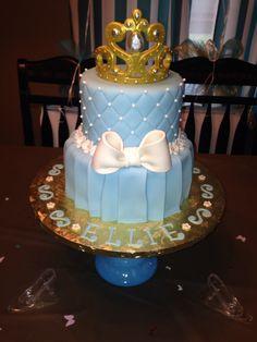 CinderEllie cake 💗