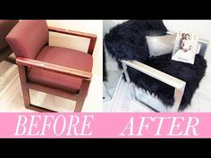 DIY | Mirrored Nightstands (IKEA HACK!!!) - YouTube
