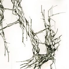 MICHAEL BECH ARKITEKT MAA INSPIRATION Art, Music, Architecture Design, Graphics, Math, Science ...: Sketches 2008