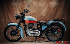 Slide 23 : Royal Enfield Modified. A legend maker of custom bikes. The expert of body kits, that's the right nick name of OLD Delhi Motorcycles, a custom motorcycle firm based on Delhi. Classic is the