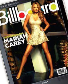 Billboard Magazine cover 2008