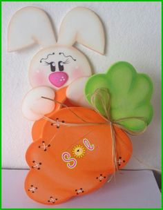 Kids Crafts, Felt Crafts, Diy And Crafts, Easter Art, Easter Bunny, File Decoration Ideas, Diy Paper, Paper Crafts, Gifts For Kids