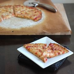 This fool proof cauliflower crust pizza will make you wonder why you ever ate regular pizza!