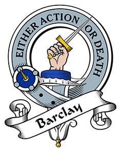 Barclay Family Crest apparel, Barclay Coat of Arms gifts