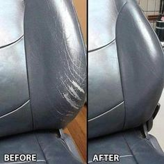 Leather Repair Cream Is your sofa looking a little worn down? Is your car upholstery beat and torn? This handy and easy to use Leather Repair Cream will repairs cracks, cuts, burns, and tears on ANY leather & vinyl surfaces. Get it today for OFF!