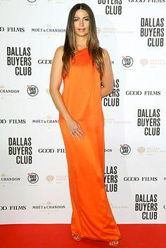 """Camila Alves: """"Dallas Buyers Club"""" Rome Premiere"""
