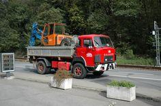 Trucks, Transportation, Europe, Vehicles, Classic, Vintage, Bern, Heavy Equipment, Rolling Stock