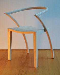 Asia Chair.  Keeping it simple, paring back to the bare necessities. If I take anymore away, it wont stand up!