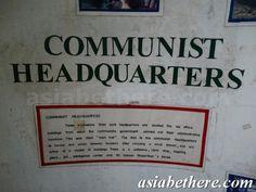 Communist Headquarters, Phu Hin Rongkla National Park, Thailand