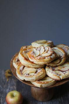 Almond Apple Tarts