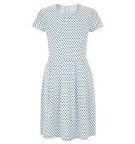 Blue Karen Spot Dress   Casual Dresses   Dresses   Hobbs