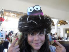 Eyes are on the FURNOGGIN HATS cause fashion is faux fur hats by us.