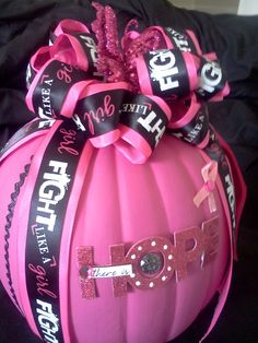 Breast Cancer AwarenessHot Pink Fight Like A by ALLTHINGSCREATIVE1, $50.00