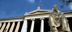 Το Πανεπιστήμιο Αθηνών βγάζει αναμνηστικά: Γραβάτες, επιτραπέζια, τσάντες [εικόνες]