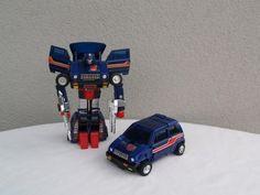 Transformers G1 Skids