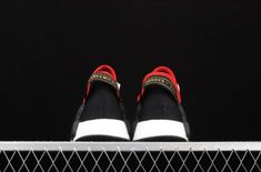 Adidas Nmd R1, Black White, Sandals, Shoes, Fashion, Black And White, Moda, Shoes Sandals, Zapatos