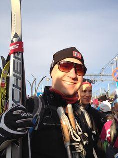 Fredrik/Norway - #1 cross-country skiing nation