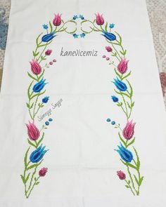Prayer Rug, Diy And Crafts, Cross Stitch, Karma, Scrappy Quilts, Cross Stitch Embroidery, Ideas, Manualidades, Embroidery