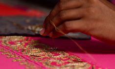 Gota Patti work jaipur naila rajasthan | Gaatha . गाथा ~ handicrafts