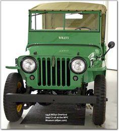 Willys-Overland Jeep CJ-2A