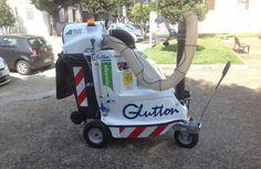 aspiratore elettrico stradale glutton